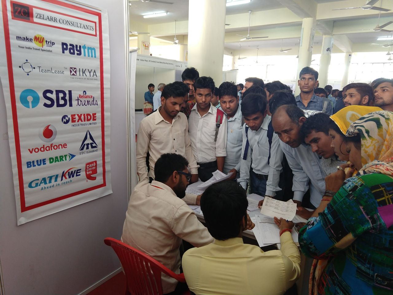 Hissar - Job Fair (20-Mar-2018)